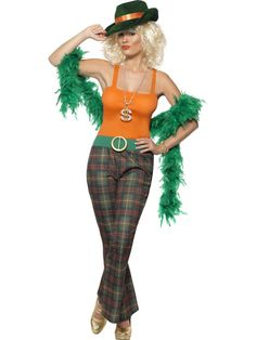 Pimpette Costume Pimpette Costume [SF39976S] - £27.99 : Get It On Fancy Dress Superstore, Fancy Dress & Accessories For The Whole Family. http://www.getiton-fancydress.co.uk/adults/throughthedecades/1970sdisco/pimpettecostume#.UpH2xycUWSo