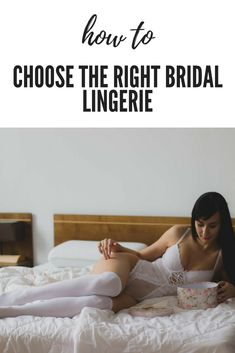 How to choose the right bridal lingerie --- Click image for more details. #bridallingerie