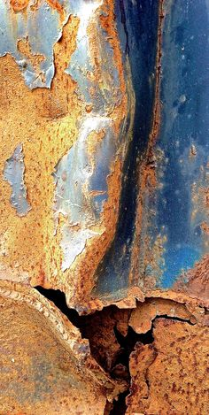 River of Rust | by Ann Kate Davidson