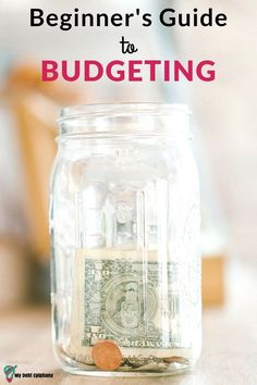 Want to learn how to make a budget or budget better? This guide will walk you through the process so you can gain control and eliminate money stress. Ways To Save Money, Money Saving Tips, How To Make Money, Money Tips, Managing Money, Financial Goals, Financial Planning, Financial Literacy, Setting Up A Budget