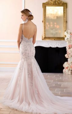 Bridal Gown Available at Ella Park Bridal | Newburgh, IN | 812.853.1800 | Stella York - Style 6406