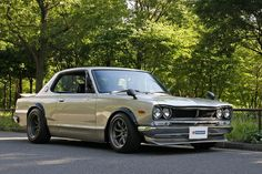 1970 Nissan Skyline