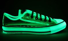 glow in the dark (watch your step!)