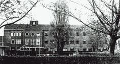 De Chr. MMS aan de Essenburgsingel.