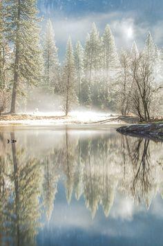 Yosemite by Seungho Yoo / 500px