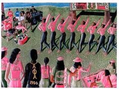 AKA art. 8 girls just enough to make my line! skeewee!