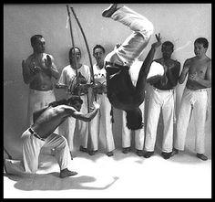 Capoeira #defense