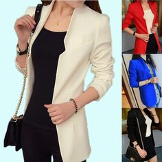 Novo 2015 mulheres jaqueta casaco de mulheres suit dobrável marca jaquetas roupas femininas abrir ponto brasão xale cardigan   Confira um novo artigo em http://importarroupas.blog.br/products/new-2014-blazer-women-jacket-women-coat-blazer-suit-foldable-brand-jackets-women-clothes-open-stitch-shawl-cardigan-coat/
