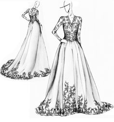 wedding dresses - winter wedding dresses $346.00