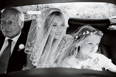 Kate Moss' wedding. My goodness, look at all her details. Amazing. Remember this!