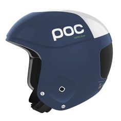 The POC Skull Orbic Comp helmet is FIS approved and meets the ski racing helmet rules. Poc Helmets, Racing Helmets, Ski Racing, Sports Helmet, Ski Gear, Alpine Skiing, Sports Shops, Winter Sports