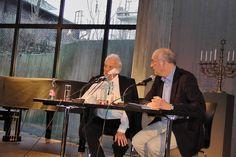 Rolf Hochuth im Gespräch mit Christhard Laepple by Das blaue Sofa, via Flickr