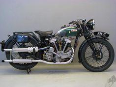 1937 bsa V TWIN 1000CC - Google Search