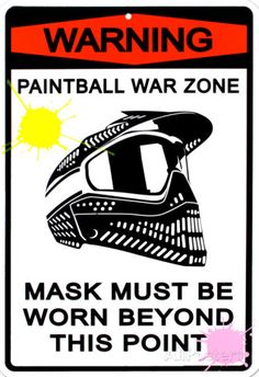 Paintball War Zone