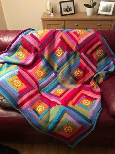 Attic24 Sunny Blanket CAL
