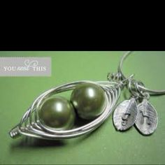 Love these... A family member of one of my ICU patients had one of these an told me about the necklaces.