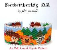 REMEMBERING OZ Bracelet Pattern – Julie Ann Smith