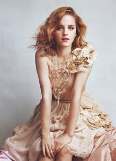 Emma Watson - Vanity photo shoot