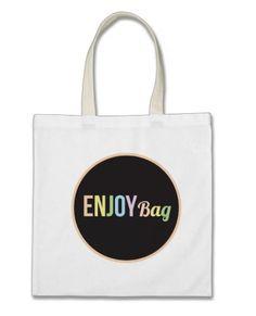 http://www.zazzle.fr/enjoy_bag_sacs_en_toile-149863043285342787