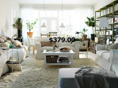IKEA Living Room Catalogue