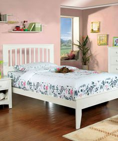 Bed Rails Set On Zulily Today Frankfort Full Bed Rails Set See More