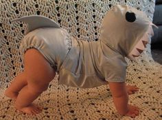 Shark Bait OS Swim Diaper And Hooded Swim Shirt :: Diaper Wars In-stock Store Shark Bait, Little Swimmers, Baby Swimming, Disposable Diapers, Baby Makes, Everything Baby, Baby Shark, First Baby, Baby Kids