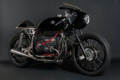 BMW R100S by Meister Engineering
