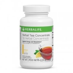 Herbalife Tea! Independent Distributor--contact me to order. 9732349998