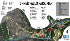Maps/Directions — Turner Falls Park Oklahoma waterfall