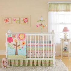 Jill McDonald Lullabye Breeze Baby Crib Bedding by Just Born