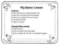 Baptism Programs Ideas | LDS Baptism Clip Art For Programs | CLICK HERE to open Ruthie's ...