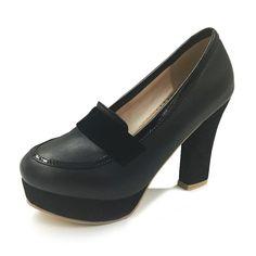 Tienda Online TAOFFEN señoras zapatos de tacón alto de las mujeres sexy  vestido calzado dama de la moda femenina de la marca bombas P13025 venta  caliente el ... ae2f4d014b95