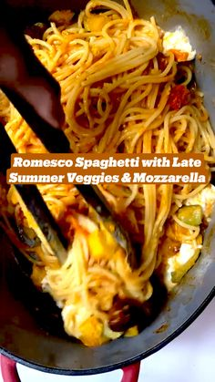 Pasta Recipes, Dinner Recipes, Cooking Recipes, Pasta Dishes, Food Dishes, Good Food, Yummy Food, Tasty, Vegetarian Recipes