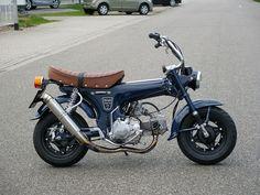 Oldskool Honda Dax