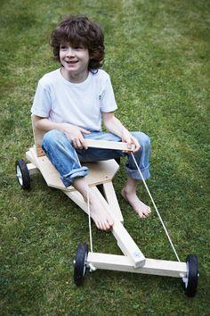 Make your Own Go Cart - Boys - Kids