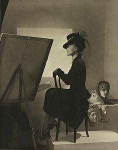 Estrella Boissevain, New York, 1938 (Horst P. Horst)