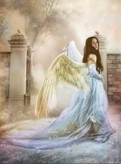 If wishes were cuddles, and they can come true,  I'm sure that the Angels will come and hug you.  ^i^ ❤ ^i^