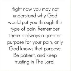 Trying to keep the faith is so hard when I know his end is near.