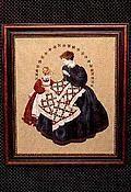 Quiltmaker - Cross Stitch Pattern