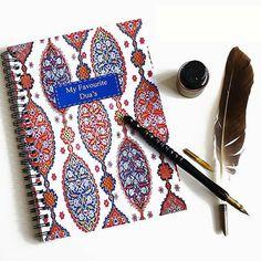 """""""My Favourite Du'a"""" Islamic Notebook"""
