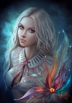 "These beautiful and amazing illustrations are from a ""hobby artist""? This is better than some ""pro's"" I've seen! :O -- Several creative digital artworks by a talented 28-year-old hobby artist from Russia – Irina aka MissQualle. Enjoy!"
