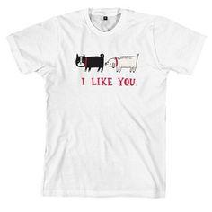 I Like You Tee