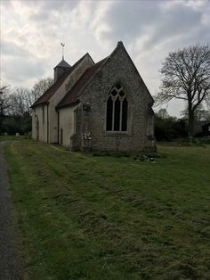 St James in upper wield in Hampshire. Build around 1150