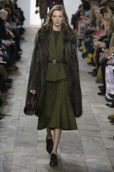 Love this look by Michael Kors...NYFW 2015
