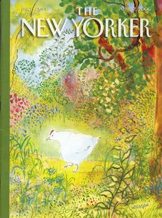 April 17, 2006 The New Yorker cover