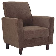 DHI Enzo Contemporary Style Accent Arm Chair Peat *** See this great product.Note:It is affiliate link to Amazon.