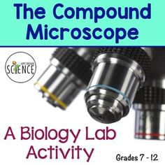 The Compound Microscope. All biology and life science students need to know the proper use and care of a compound light microscope. Many, if not most, of your students will have previously learned about and used a microscope, but that doesnt mean they know the PROPER way to use and handle it!