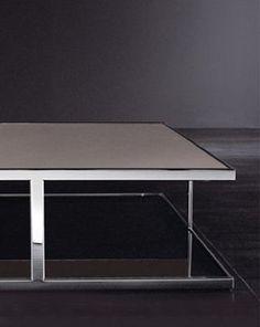 Huber coffee table by Rodolfo Dordoni for Minotti _