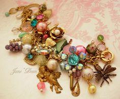 Versailles Charm Bracelet - Jane Dean