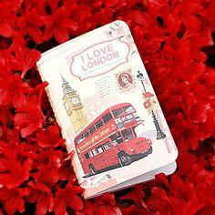 Notebooks : Notebook I Love  London
